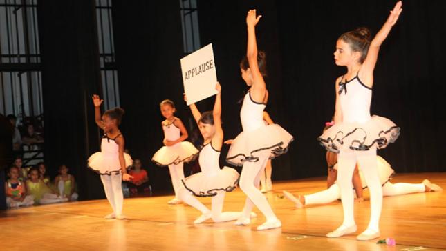 modern dance classes