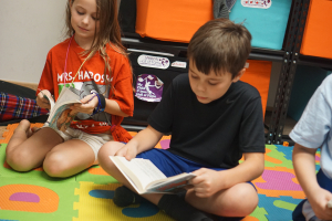 Aftercare reading challenges
