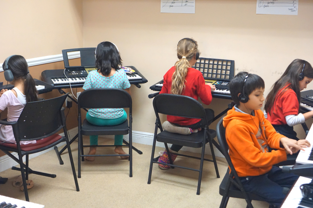 piano lessons at Inna's Hall of Fame